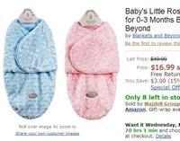 blankets&swaddling; beyond the original single- double rose velvet newborn swaddle baby swaddling blankets