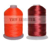polyester braided nylon braided sewing thread shoe thread