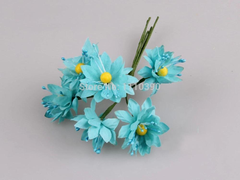 3.5 CM artificial de seda gérbera flores falso daisy flores bouquets para o ofício diy arranjos de flores de seda margarida decorações(China (Mainland))