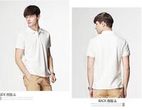 Lac,2014 summer and spring men casual shirt man polo shirt ,hot slae