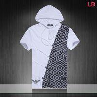2014 Men NO.7 luxury Fashion brand hoodies sport Short Sleeve t shirt, casual tee +Free Shipping, 4 Colors Size M-2XL