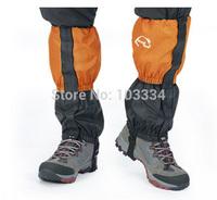 Waterproof  Gaiters Outdoor Hiking Climbing Hunting Trekking Snow Leggings Free Shipping
