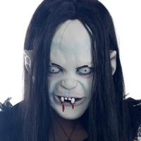 Free Shipping Novelty Cosplay Costume Theater Prop Horror Halloween Sadako Mask Wholesale