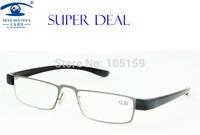 Super Sale Eyewear & Accessories Design Brand Reading Glasses for Men 2.00  PC Temple/leg 11031