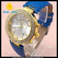 china supplier fashion vogue geneva wrist watch(WJ-1656)