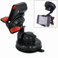 Universal Suction Cups Car Windshield Mount Holder Stand for Cell Phone GPS Moto G 2 G2 iPhone 5 5S 6 plus Samsung Galaxy S4 S5