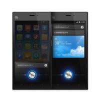 "Original Xiaomi Mi3 Mobile Cell Phones WCDMA 2.3GHz Snapdragon 800 Quad Core Xiaomi M3 3G 2G RAM 16G ROM 5"" FHD IPS 13MP Camera"