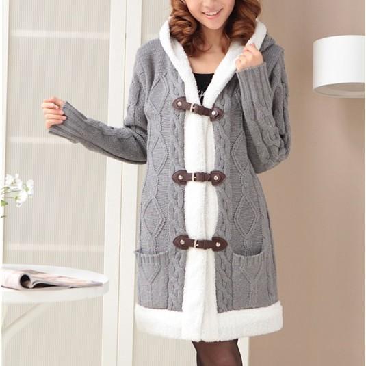 2015 Winter New Arrival Women Stitching Cashmere K
