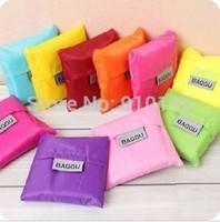 Baggu shopping bag folding debris bags creative home portable travel punch finishing 7pcs/lot.