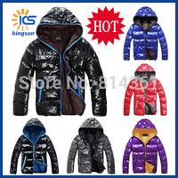Hot Sale 2014 New Winter Jacket Men Windproof Coat Famous Brand Outdoors Bonnet Homme Warm Hooded Man Down-Jacket Free Shipping