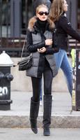 NEW Women's Brave Soul Winter Parka Coat Jacket Fur Hood Houndstooth Size S-XL