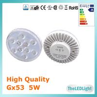4pcs высокое качество e27 gx53 лампа держатель конвертер, разъем лампы e27-gx53