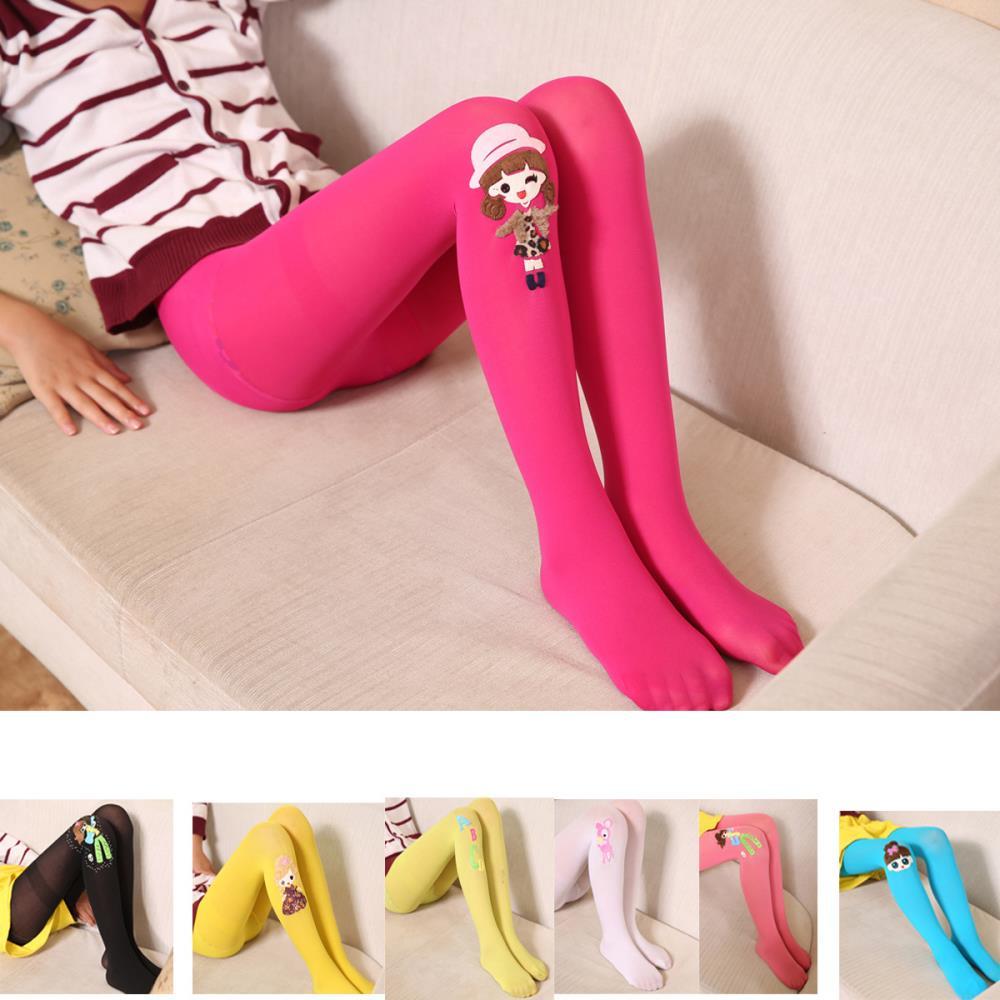 Cartoon-Girl-Velvet-Long-Sockings-Sweet-Candy-Color-wholesale