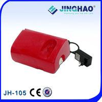 Mini Red Piston Compressor Nebulizer Portable Inhaler Medication Health Care Mouth Massager 4 Types Accessories Medical JH-105