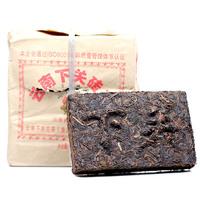 B00451 New Arrival 2006yr xiaguan  Pu er brick tea brick health tea 250g old raw brick tea