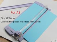 High Quality Bigger Size A3 Paper Cutter Cortador De Papel Photo Cutter DIY Craft Supplies Paper Cut Machine