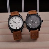 2014 new fashion CURREN Business Quartz watch Men sport Watches Military Watches Men Corium Leather Strap army wristwatch
