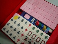 High-grade mahjong tiles