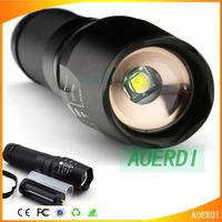 CREE XM-L T6 LED Waterproof Torch Light  20000 Lumens Aluminum Zoomable Focus CREE T6 LED Flashlight Light