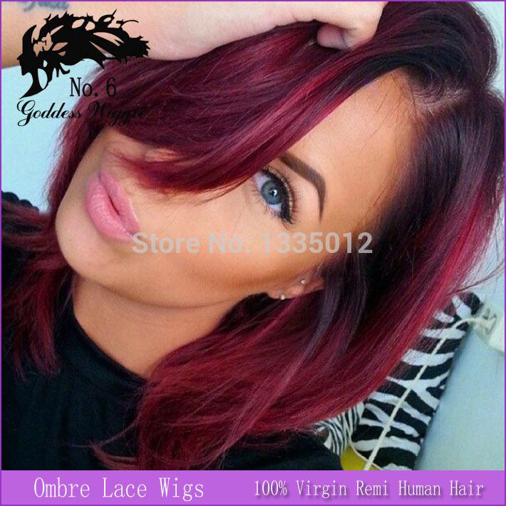 Burgundy Hair Color Short Hair Burgundy Hair Color | Short Hairstyle ...