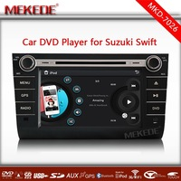 8''HD touch screen  Car multimedia player for Suzuki Swift with ipod bluetooth GPSnavigation radio DVD all functions+free map