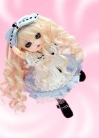 bjd doll sd/fl/ai/cb/1/8bjd doll BB pukiFee Luna Basic