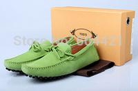 Free Shipping Fashion Flat Casual Genuine Leather Men Abrazine Wholesale