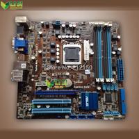 Used 90% new for ASUS P7H55D-M PRO H55 Desktop motherboard Socket LGA 1156 DDR3 16G uATX for i3 i5 i7 CPU on sale