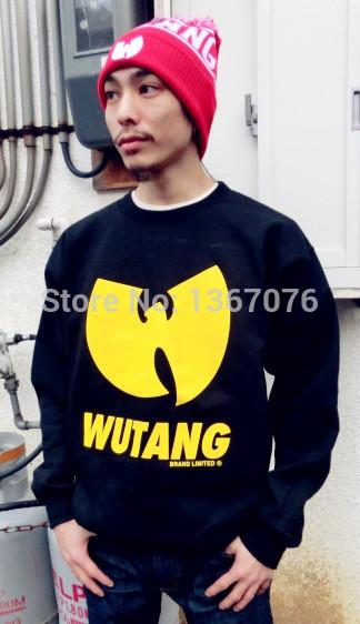 wu tang clan hoodie batman fashion hip hop sweats for men new style casual sweatshirt male track suit best price free drop ship(China (Mainland))