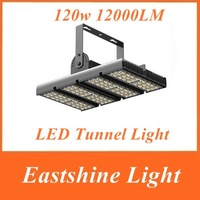 1PC LED Tunnel Light 120W 12000LM 85-265V IP65 96PCS Cree LED Outdoor Industrial Tunnel Lamp 6000K White