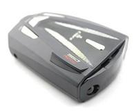 2014 New RU850 Car Radar Detector 16 Band 360 Degree Time & Speed LCD Display Radar Laser Detector Russian Radar alarm