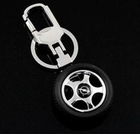 Free Shipping For OPEL Car Logo Keychain Gift Key Chain Key Rings With 24 Brand Hot Selling In Stock