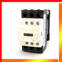 Free shipping new LC1D32 LC1D 32A high quality TELEMECANIQUE type 220V Coil Voltage 50/60Hz AC contactor
