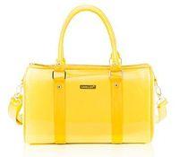 bolsas femininas 2014 new women leather handbag shoulder messenger bags candy shopping jelly bucket pillow bag with brand logo