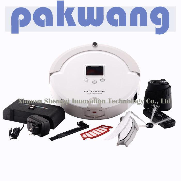 Floor cleaning Robotic Vaccum Cleaner, Intelligent OEM Robotic Vacuum Cleaner(China (Mainland))