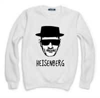 8 Designs Breaking Bad Heisenberg Walter Cook Sweatshirt For Men Women Lady Pullover Spring Autumn  XXL ZY053-21