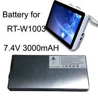 Original Li-Battery for RT-W1003  10.1 inch  N2600 tablet pc