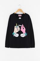 2014 autumn women pullover hand letters printed sweatshirt black mint green purple color Harajuku style