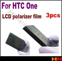 3pcs original for HTC one LCD polarizer film polarizing film polarize film