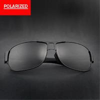 2015 Fashion Men Brand Designer Sunglasses Male Sport Driving Bike Goggles Polarized  Glasses P8459 Oculos De Sol Masculino