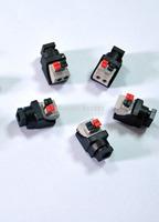 Free Ship single color LED Strip Connector with DC female port Led Connector For single color  LED Strip 5050 3528 5630 5pcs/lot