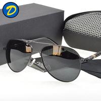 2015 New Arrivals Male Sunglasses Loved Vintage Steampunk Oculos Aviador MB 209 Sun Glasses For Men Oculos Masculinos De Sol
