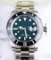 high quality luxury brand perpetual  auto self winding  true ceramic bezel  wrist watch for men