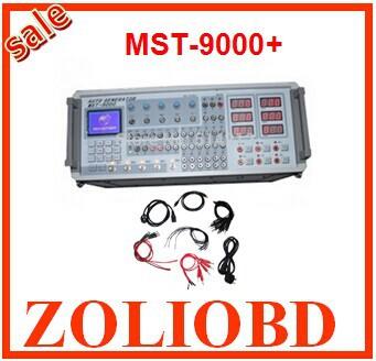 2015 Newest Top Selling Auto MST-9000+ Sensor ECU repair tools automotive sensor simulator tester mst 9000+ On sale MST 9000(China (Mainland))