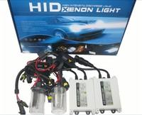 FreeShipping!hid xenon kit 55w Car Headlight Slim Ballast 880 881 H1 H3 H7 H8 H9 H10 H11 HB3 HB4 Xenon Bulb 4300K~12000K