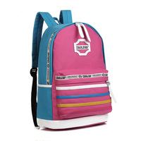Canvas backpacks women schoolbags for girls Korean version women leisure travel backpack School backpacks fashion style rucksack