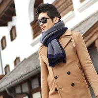 Winter Fashion Casual Men Scarf Thicker Whole Network Spain Desigual Scarf Men Salomon Exclusive Scarves