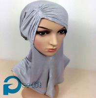 ninja hijab fancy full neck cover inner cap headwrap hijab underscarf turban Chemo 36pcs/lot free ship