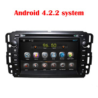EMS DHL touch screen Pure android 4.2.2 system car dvd for GMC Yukon Tahoe 2007 2012