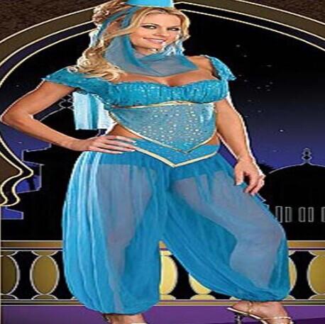 новый танец fancy платье, костюм genie